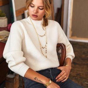 Sezane Orson Pullover Sweater